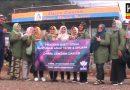 Kunjungan Persatuan Wanita Aneka Tambang ke Daaru Zamzam